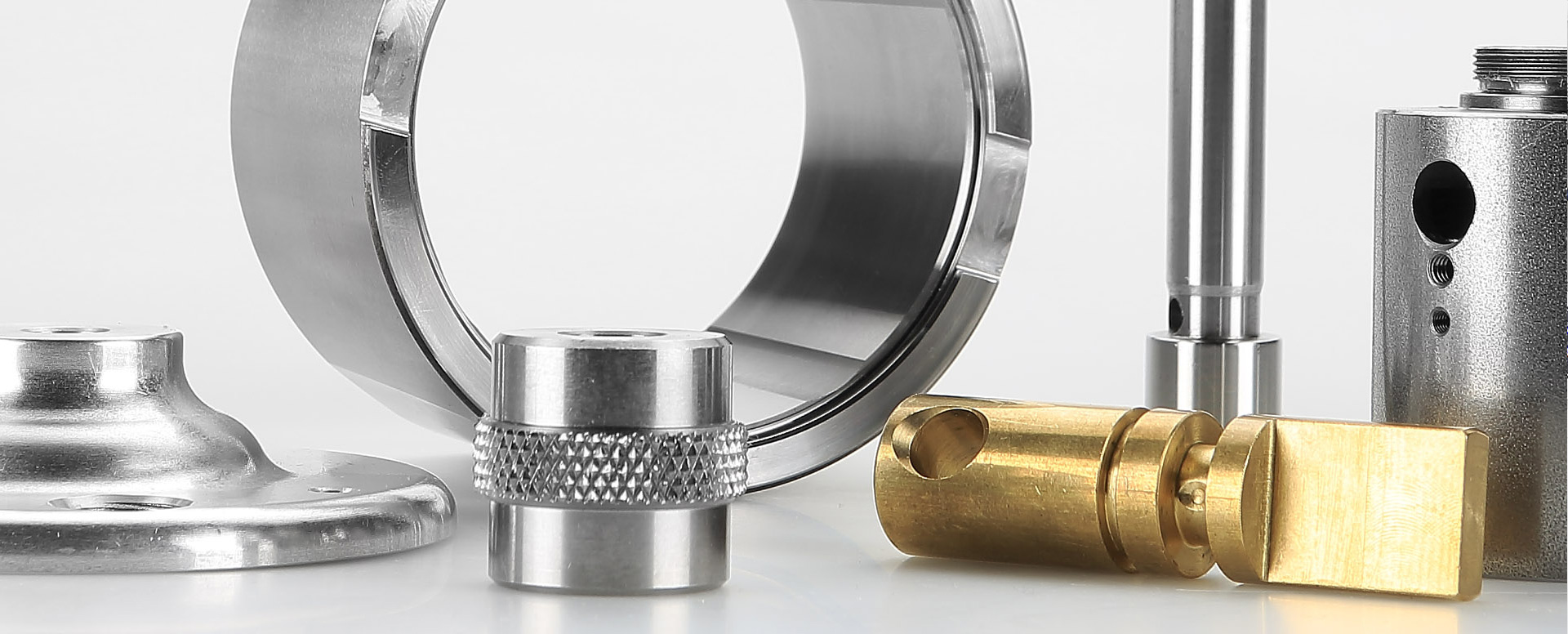Precision machining of pieces with a high level of requirements